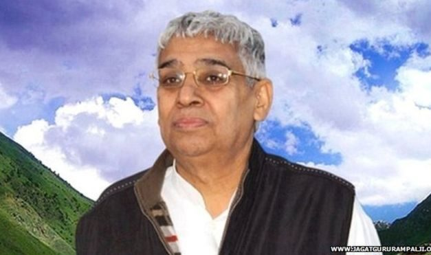 India guru Rampal sentenced to life in jail for murder