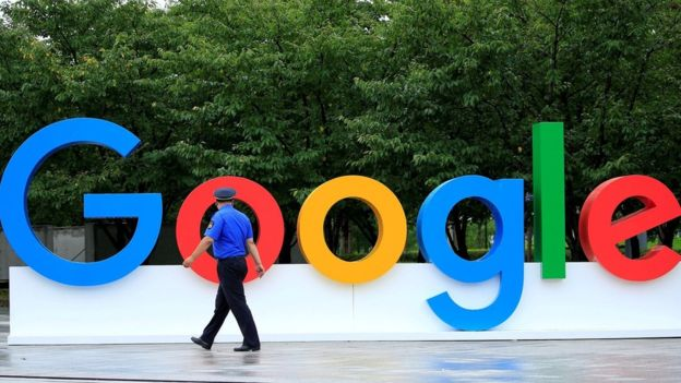 Google sacks dozens over sexual harassment