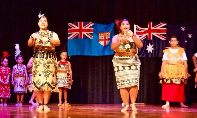 Fiji Senior Multicultural Dinner 2018