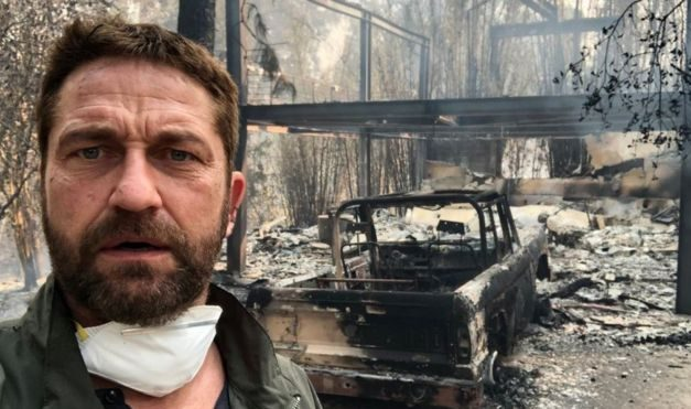 Gerard Butler, Miley Cyrus: Stars' homes destroyed by California wildfires