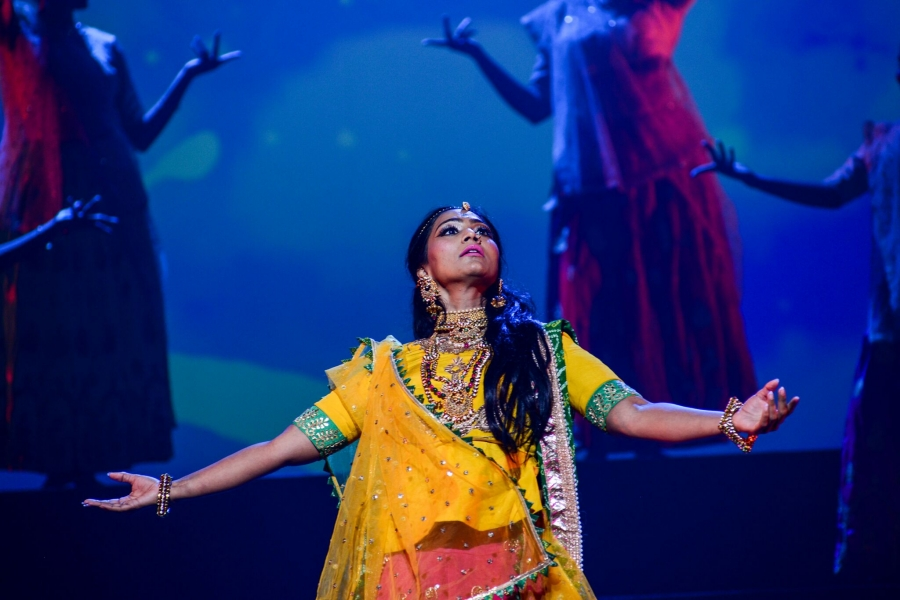 Meera Enraptures Multitudes at Home of the Arts Gold Coast