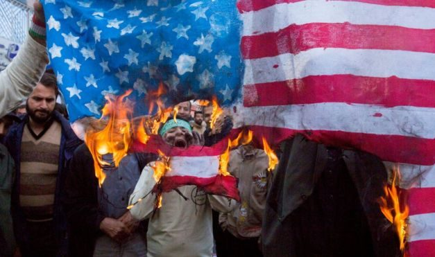"US unleashes ""toughest ever"" sanctions on Iran"