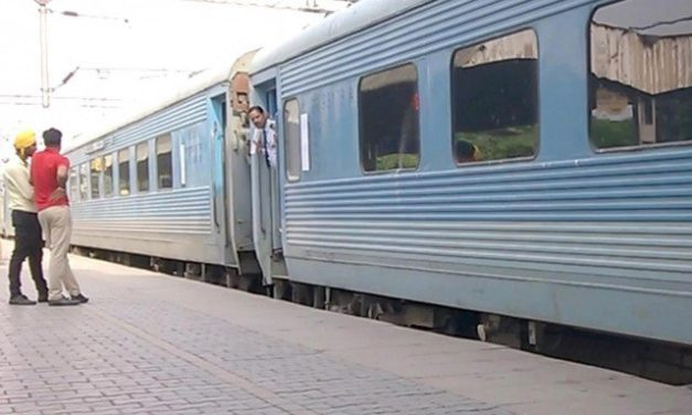 Train Passes Over Toddler in India, Child Survives Without a Scratch