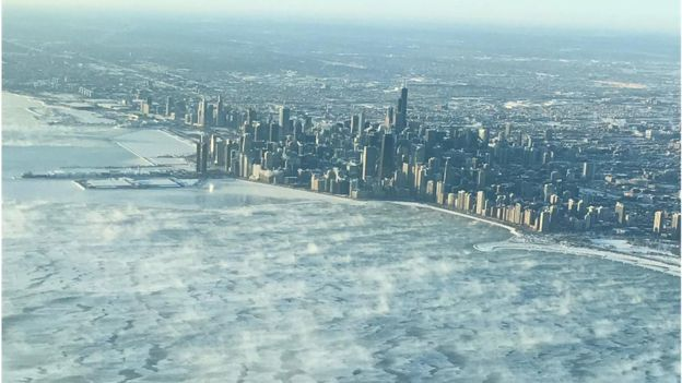 Polar vortex claims eight lives as US cold snap continues