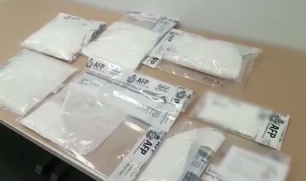 Flight attendant smuggled drugs in 'highly organised' ring, police say