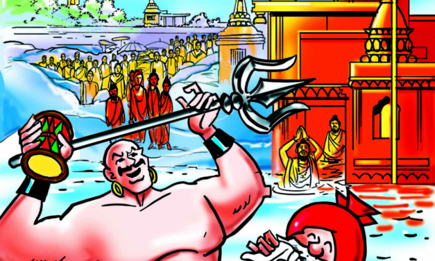 Chacha Chaudhary to teach the legacy and relevance of Kumbh to children
