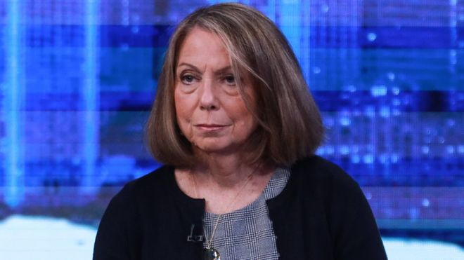Jill Abramson: Ex-New York Times editor accused of plagiarism