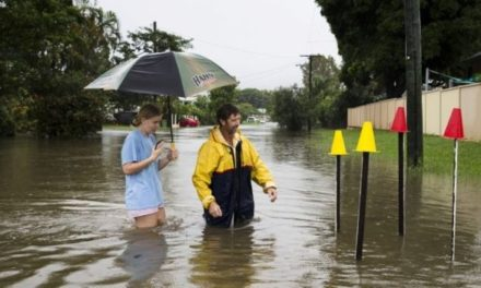 Australia weather: Monsoon rains cause floods in Queensland