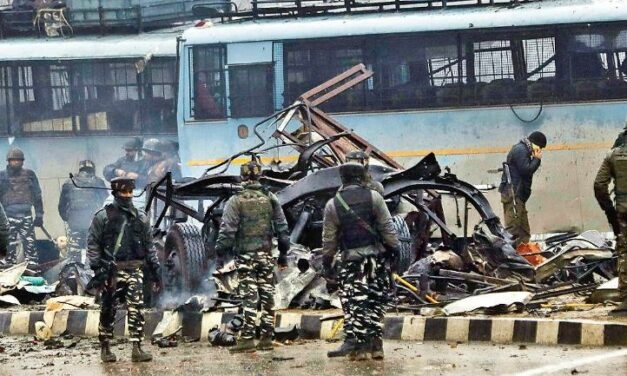 Navy was Ready to Tackle any Situation in Wake of Pulwama Attack