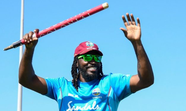 Gayle Leads West Indies to Series-Levelling Thrashing of England