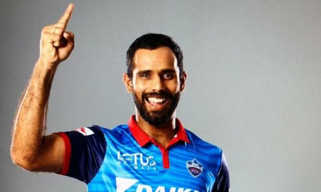 Hanuma Vihari is Delhi's fresh factor