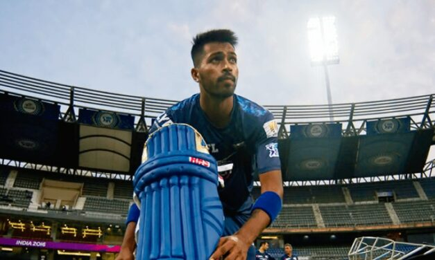 IPL 2019: Fit-Again Hardik Pandya Joins Mumbai Indians in Pre-Tournament Camp