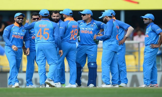 India Assess World Cup Buildup Against Depleted Champions