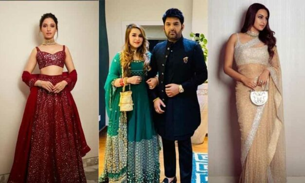 Inside Akash Ambani-Shloka Mehta Wedding Reception: Arijit Singh Croons Janam Janam, Sonakshi Sinha and Kapil Sharma Attend Bash