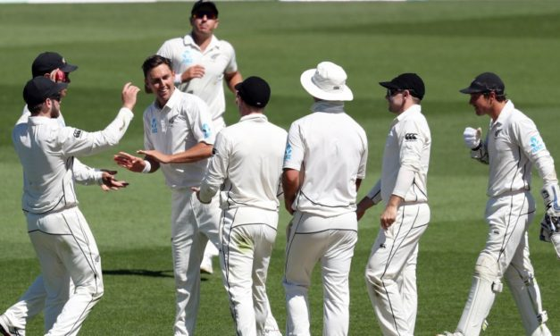 New Zealand Beat Bangladesh by Innings and 52 Runs in first Test