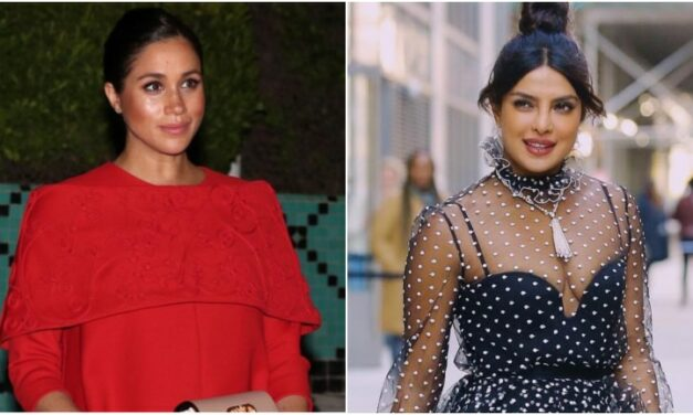 Priyanka Chopra Shoots down Rumours of fight with BFF Meghan Markle