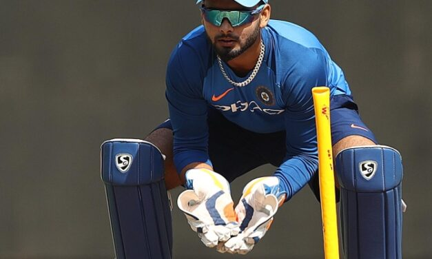 Rishabh Pant: Unrepressed Entertaining Authentic