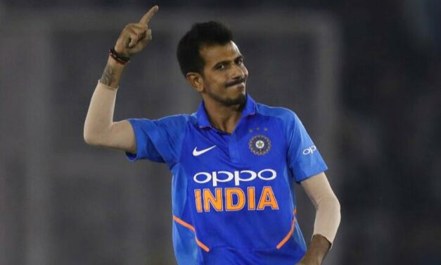 Yuzvendra Chahal is no Robot, He is a Champion Bowler: Muttiah Muralitharan