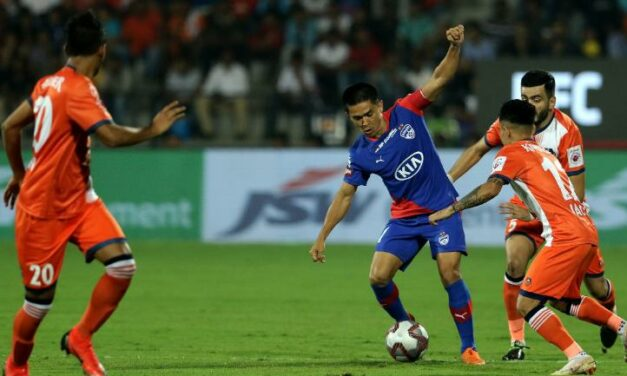 ISL 2018-19 Final: Bengaluru FC win Maiden Title with 1-0 Win Over FC Goa