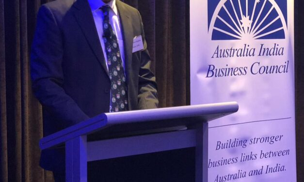 """AIBC QLD Chapter Networking Event – """"Opportunities Abound As India Grow"""""""