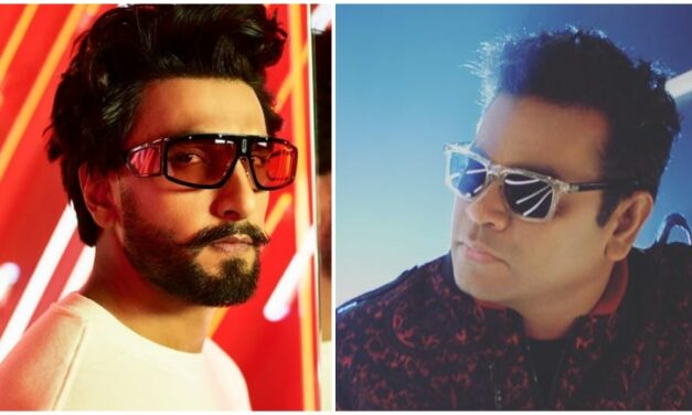 AR Rahman Wants to Sign with Ranveer Singh's Music Label. His Reply is Winning the Internet