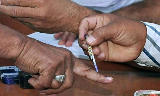 In first Phase of Lok Sabha Election 61.5% Voter Turnout Recorded in Uttarakhand
