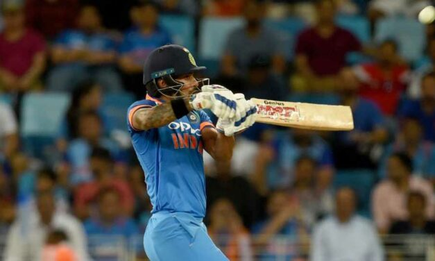 It's Totally Opposite Here Compared to Delhi: Shikhar Dhawan on Eden Pitch
