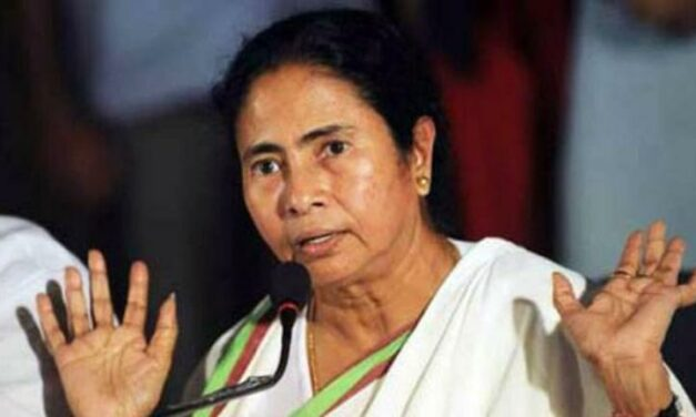 Modi a Seasonal Bird Afraid of Me: Mamata Banerjee