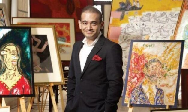 No Relief for Nirav Modi, No Stay on Paintings Auction