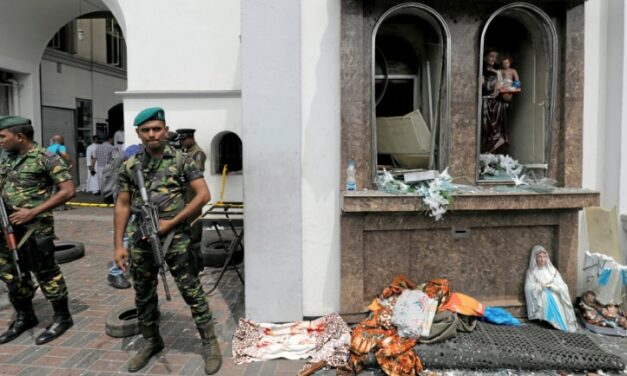 Security Stepped Up at Goa Churches after Sri Lanka Blasts