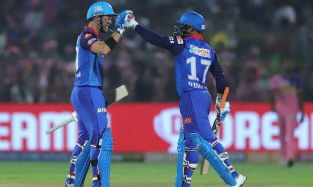 IPL 2019: Rishabh Pant's Blitz Nullifies Ajinkya Rahane's Ton as Delhi Beat Rajasthan by Six Wickets