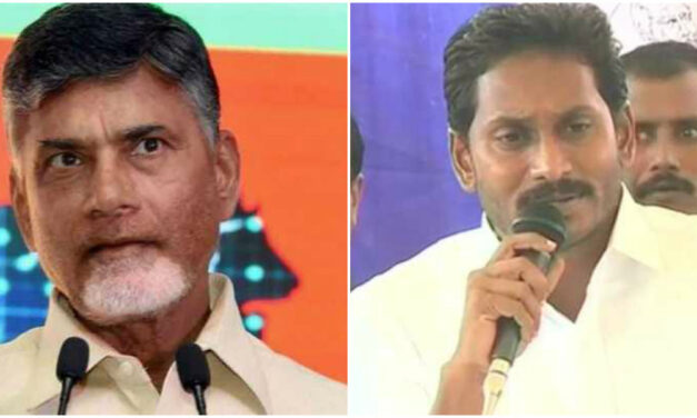 Chandrababu Naidu vs Jagan Mohan Reddy: Stage Set for TDP-YSRCP Battle in Andhra Pradesh