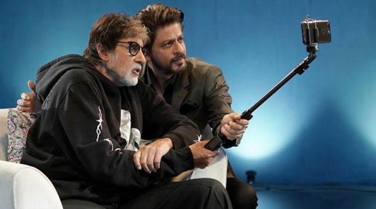 Amitabh Upset with Silence Around Badla Success SRK Says He is Waiting for Big B's Party