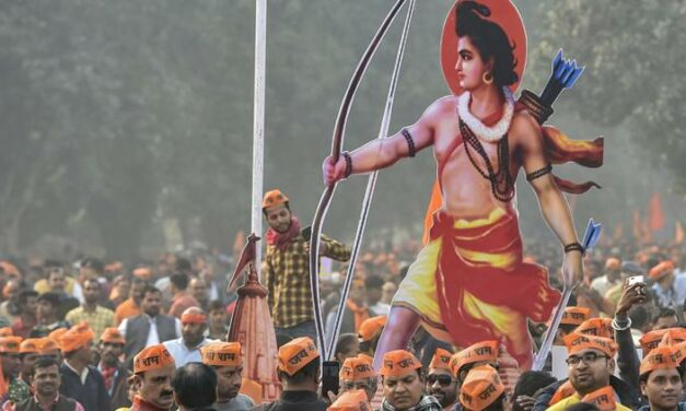 VHP Plans to take Out 700 Ram Navami Rallies Across South Bengal on April 14