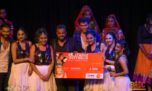 Dance Competition Showcases Bollywood Dance and Music