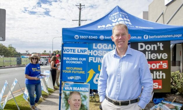 Australian Federal Election 2019: New Poll Reveals Voter Support in Super Marginal Gold Coast Seat