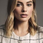 Australian Star Margot Robbie is the New face of Chanel Perfumes