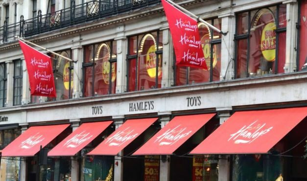Hamleys: India's richest man Mukesh Ambani buys iconic toy store
