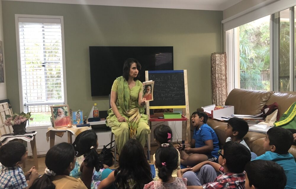 Swami Chinmayananda Jayanthi Celebrated; Camps for kids and Retreat for Adults Planned