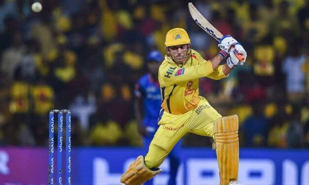 MS Excels: Dhoni's Blitzkrieg Propels Chennai to Top of the Table