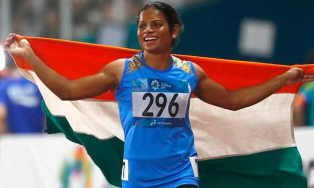 Dutee Chand's Sister Threatens Athlete with Imprisonment after She Acknowledges Same-Sex Relationship