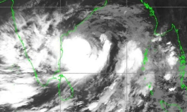 Cyclone Fani Gets Severe Odisha Declares Holiday in Schools Braces for Landfall