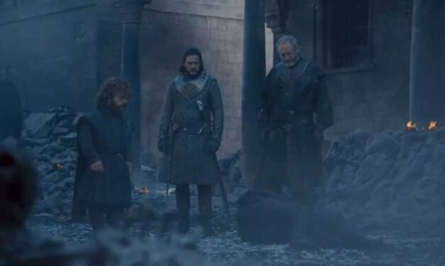 Game of Thrones Season 8 Episode 6: The Curtain Falls