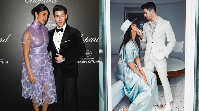Priyanka Chopra and Nick Jonas Wow the Onlookers at Cannes Film Festival