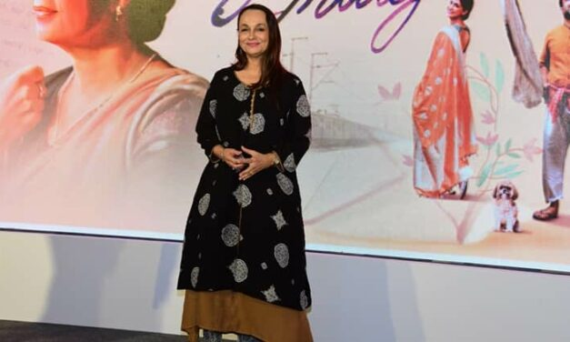 Soni Razdan: Yours Truly is a Sensitive film About Loneliness and finding Love