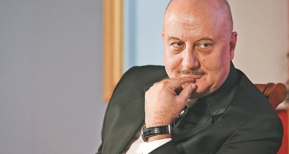 Will Serve as an Inspiration, Anupam Kher on his Autobiography