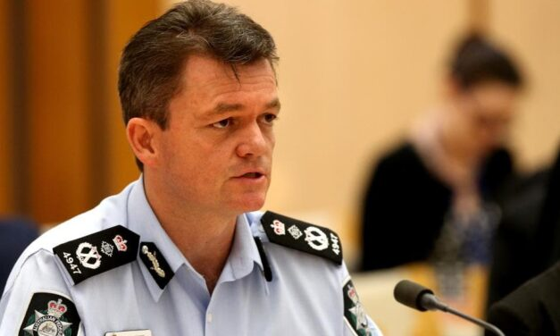AFP Commissioner Andrew Colvin Steps Down from Job