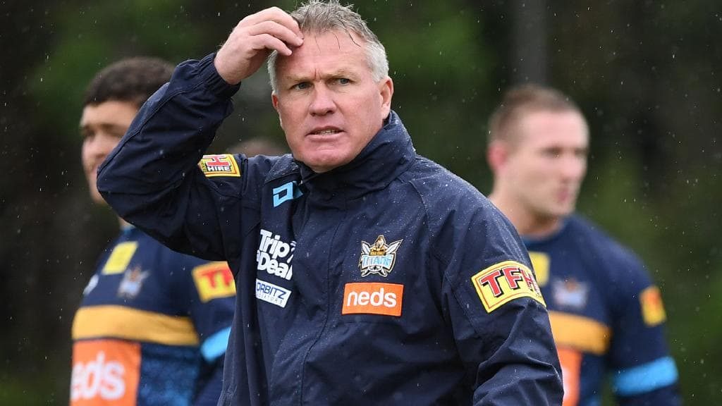 Garth Brennan Future as Gold Coast Titans Head Coach in Jeopardy
