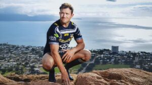How leaving Townsville helped the kid with the rats tail make 300
