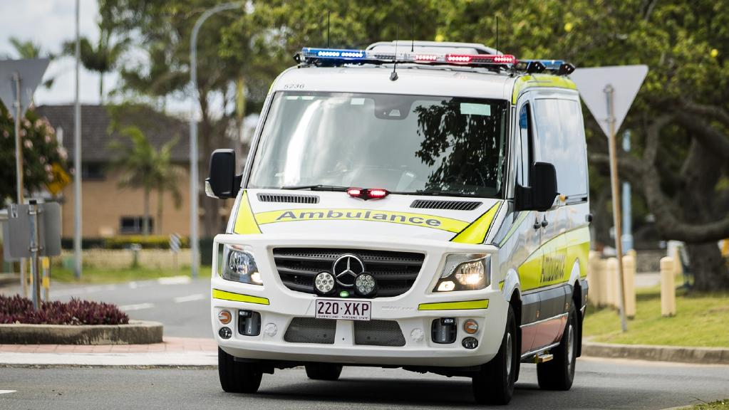 Man Taken to Hospital After Roof Collapse at Chermside Home